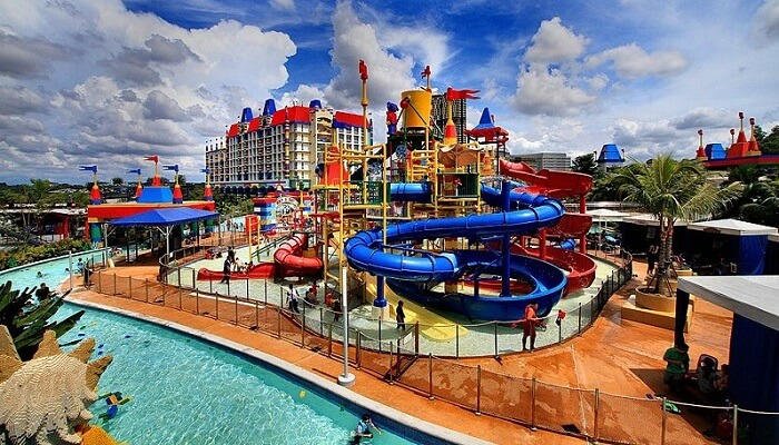 Top 5 Most Visited Water Park in Johor Bahru