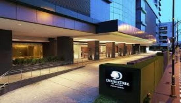 Visit 5 Star Double Tree Hilton Hotel Near City Square Johor Bahru