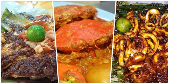 Top 5 Ikan Bakar Restaurant in Johor Bahru