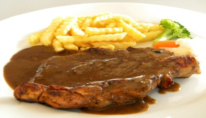 Top Most Popular Chicken Chop Menu Below RM10 at Johor Bahru