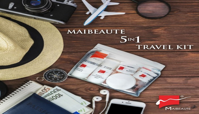 Top Best Maibeaute Skincare travel kits for a great skin abroad