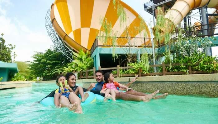 Top 5 Things to do in Desaru Coast Adventure Waterpark