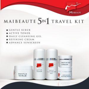 Maibeaute Skincare Travel kit